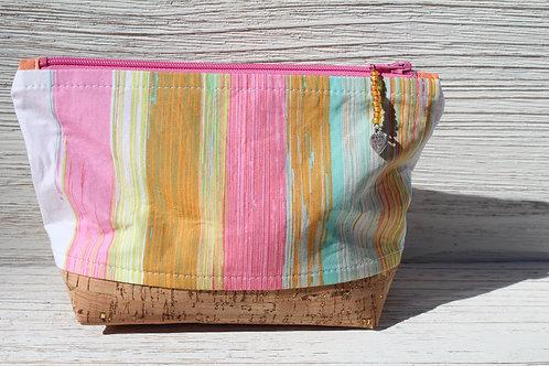 Sorbet Cork Cosmetic Bag