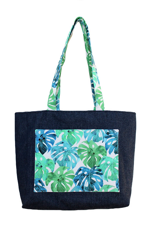 Pepin Tote - Lucious Leaves