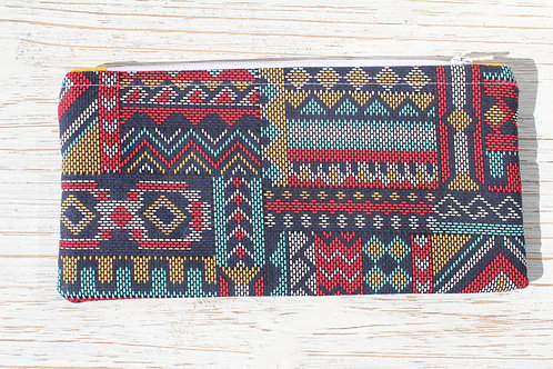 Tribal Pencil Pouch