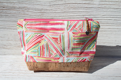 Sunswept Cork Cosmetic Bag