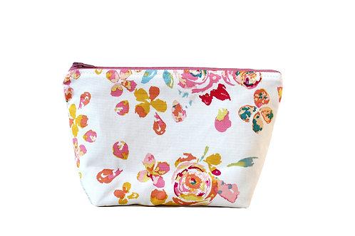 Cosmetic Bag - Flora