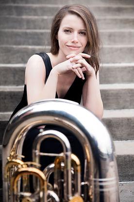 Gretchen Renshaw James, Seraph Brass pho