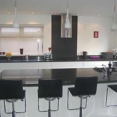 Modern Gloss Kitchen