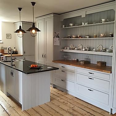 Aisling Artisan kitchen in Cowbridge