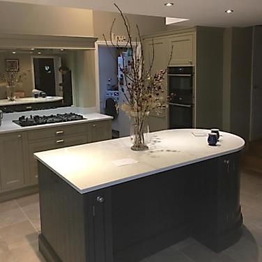 Designer bespoke kitchen