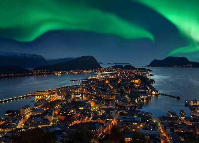 Norrsken - Lappland -  VD sekreterarna #