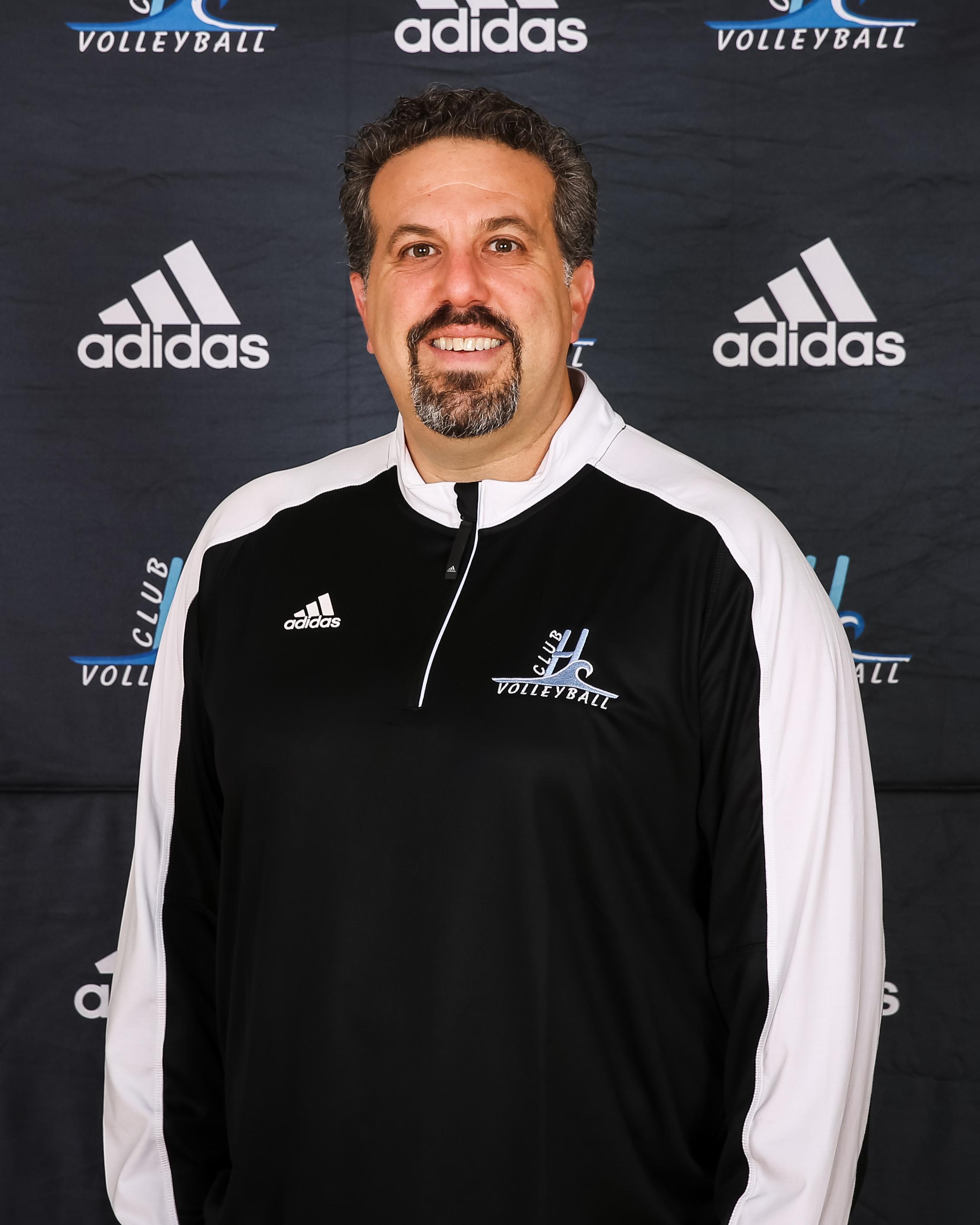 Coach - Craig Pazanti