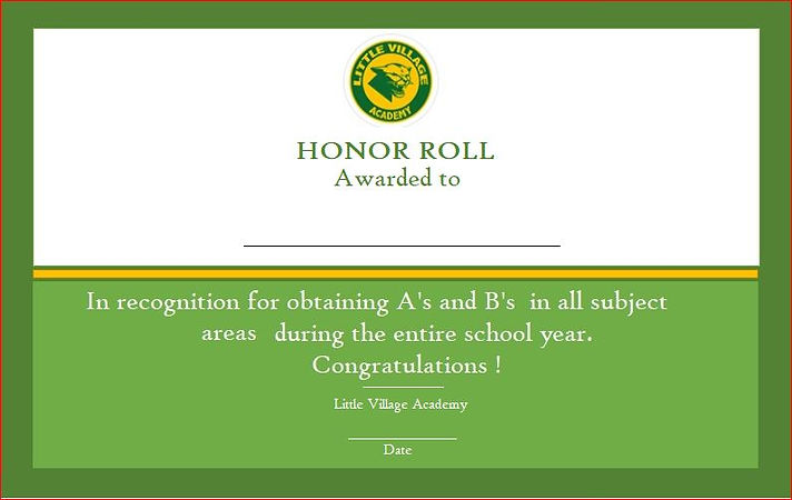 LVA Honor Roll.JPG
