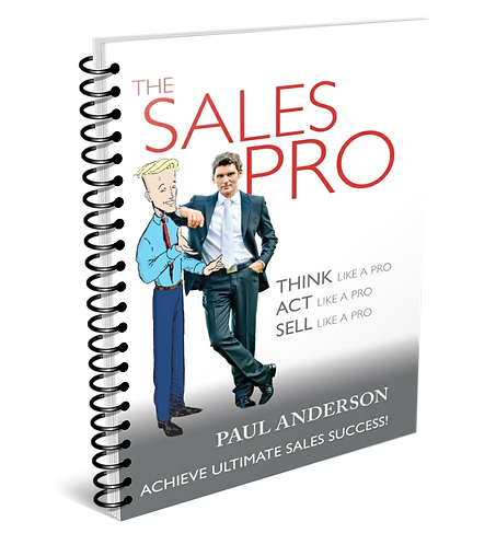 Sales Guide Workbook