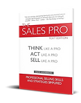 the sales pro sales book