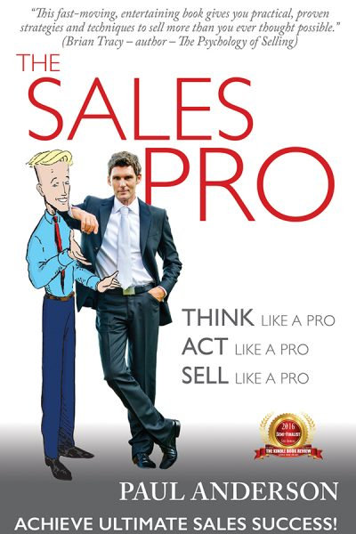The Sales Pro - Hardcover