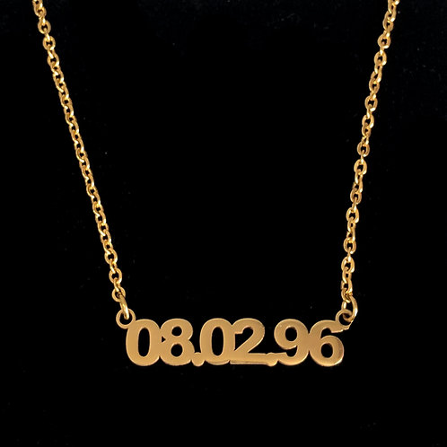 Custom Birthday Chain (pre order)