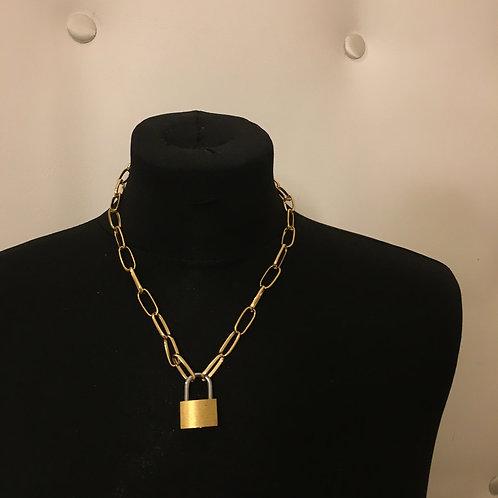 Plain Lock Chain