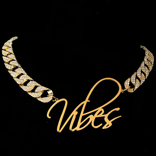 Big Custom Name Chain