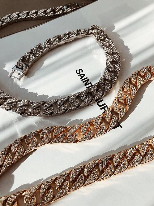 DIAMOND NECK CHAIN (pre-order)
