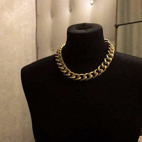 Chunky Chain Neck