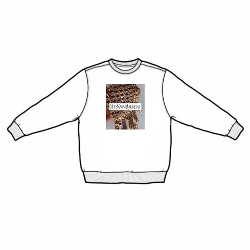 Deluxe X Offbeat / SWEATER (Limited edition)
