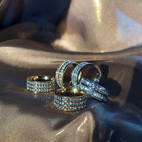 The 'Glimmer' ring