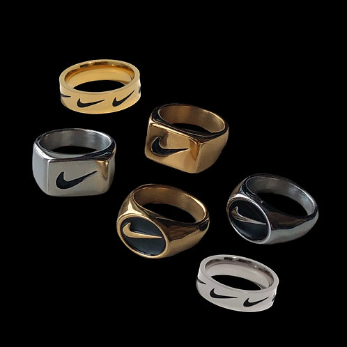The 'NIKEY' Ring Collection