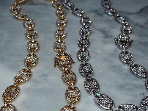 'The Plug' Diamond chain (PRE-ORDER)
