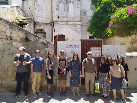 """"""" Tel Aviv Ir Hakodesh """" - 1st Guided Tour"""