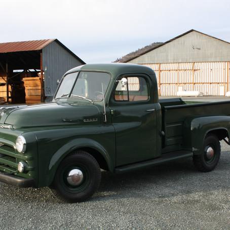 1953 Dodge B4C Express