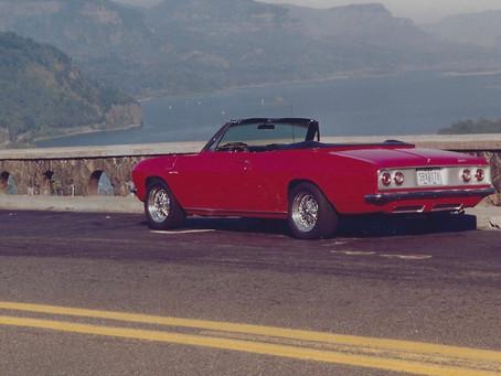 """1965 Corvair Corsa Turbo Convertible """"PORSCHE KILLER"""""""