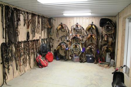 Tack Room North End