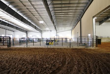 Cattle Holding Pen