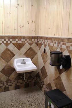Shower Room #4