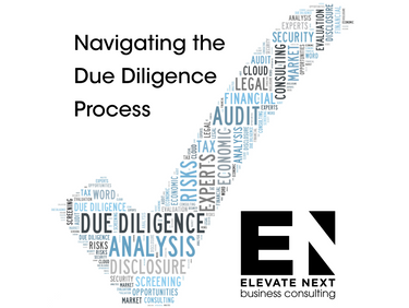 Navigating the Due Diligence Process: What Should You Expect?
