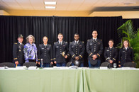 LTC McCulloch, Dr Libby and the Commissi