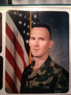 Captain McCulloch - Company Commander -