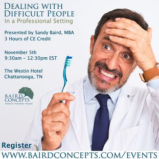 Baird Concepts Launches a Continuing Education Series for Dental Practices