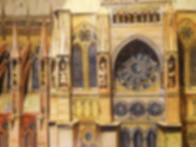Catedral de Reims - Detalhes