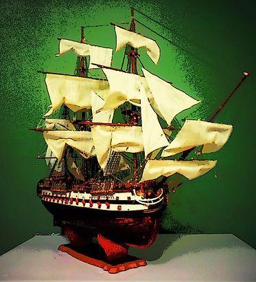 Nau Pedro I - Primeiro navio da Marinha do Brasil