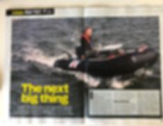 Sea Angler magazine feature