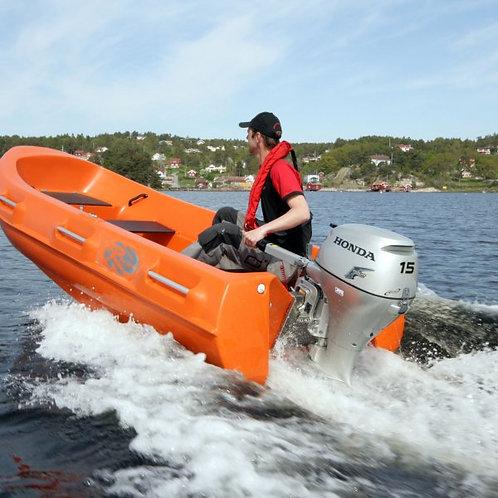 River Boat 420 Open