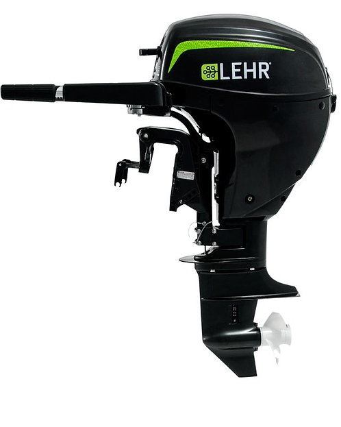 propane powered outboard engine