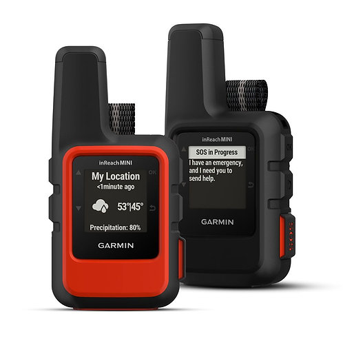 Garmin inReach Mini Satellite Communicator & GPS