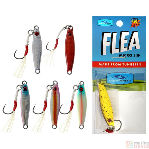 Flea Lures