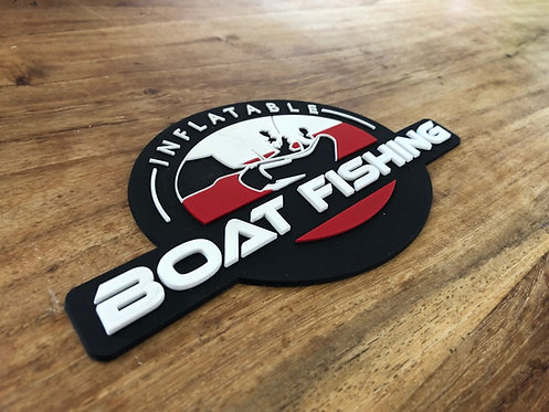 IBF 3D Logo Patch (PVC)