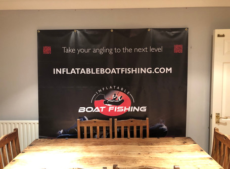 IBF banners arrive