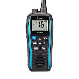 ICOM M25 handheld radioBlue.jpg