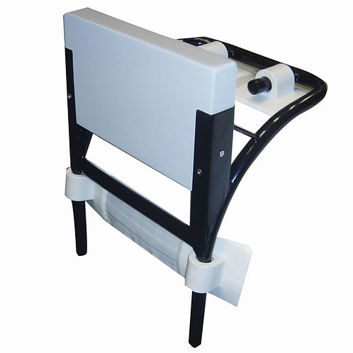 Outboard Bracket for Round Tail Inflatables