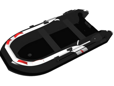The new look IBA boat design