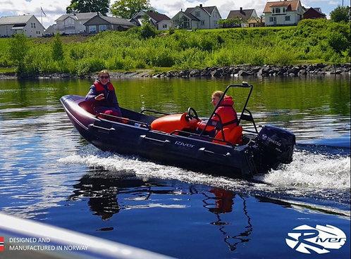 River Boat 350 XR