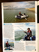 page 3 of the magazine spread for inflatable boat advice facebook group
