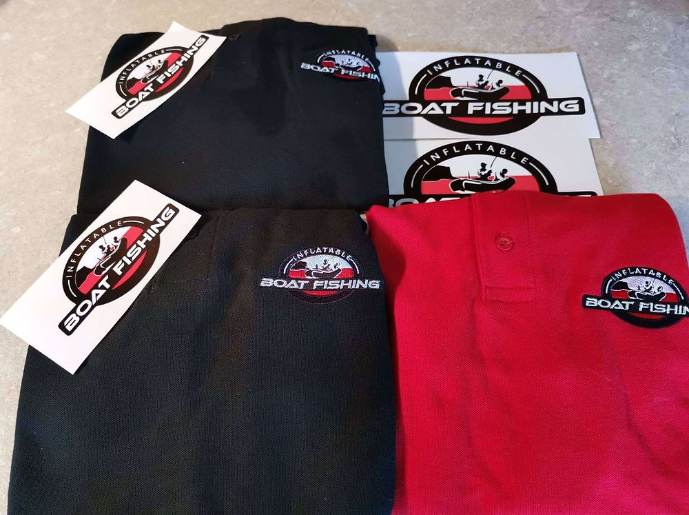 T-Shirts, Polo shirts and stickers