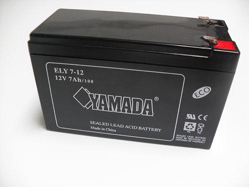 Bravo BST800 battery 12V 7Ah/100